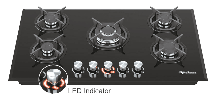 DG514-LED گاز شیشه ای داتیس مدل