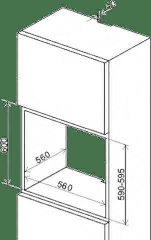 ابعاد فر برقی وایز مدل 403