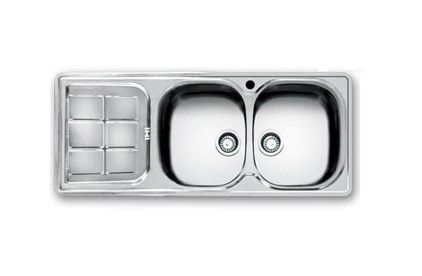 سینک ظرفشویی توکار اخوان کد (مدل) 147