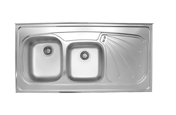 سینک ظرفشویی روکار کن مدل 312