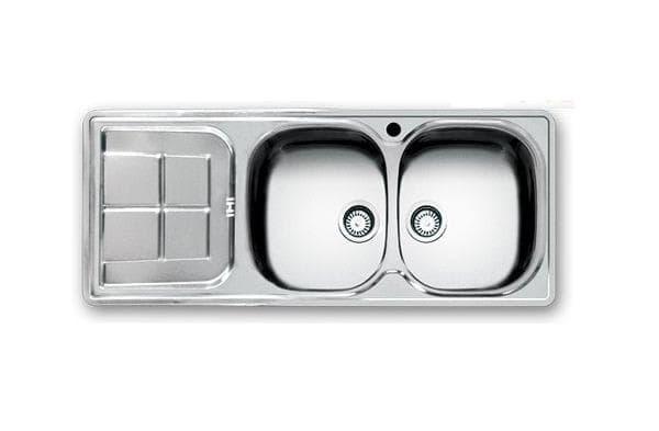 سینک ظرفشویی توکار اخوان کد (مدل) 145