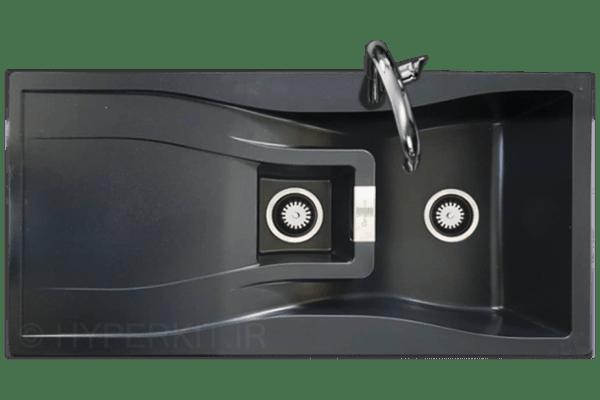 G410 سینک گرانیتی گرانیکو مدل