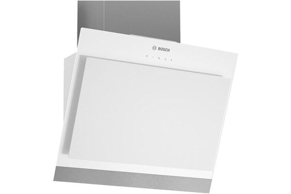 هود بوش مدل DWK06G620 شومینه ای سفید 60 سانتیمتری