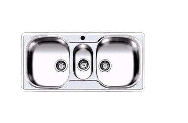 سینک ظرفشویی توکار اخوان کد (مدل) 12