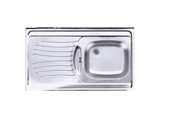 سینک ظرفشویی روکار اخوان مدل (کد) 125