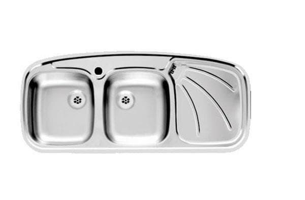 سینک ظرفشویی توکار اخوان کد (مدل) SP136