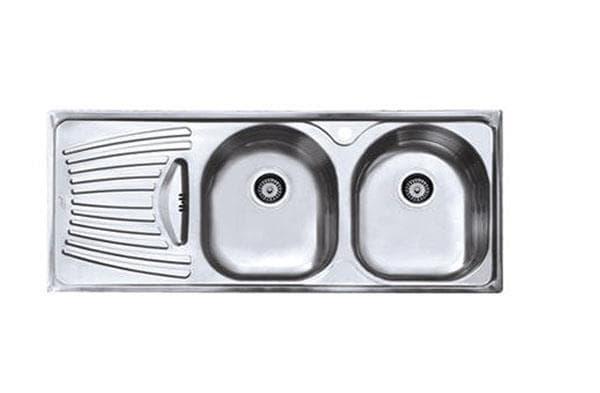 سینک ظرفشویی توکار اخوان کد (مدل) 138