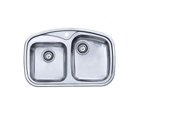 سینک ظرفشویی توکار اخوان کد (مدل) 140