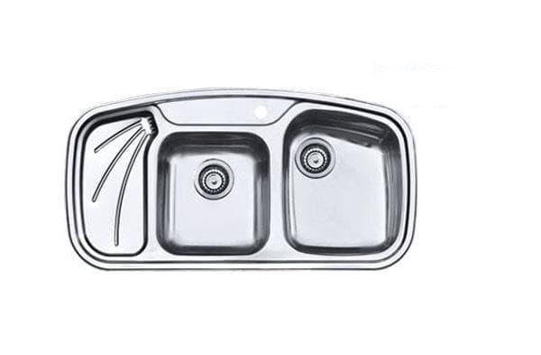 سینک ظرفشویی توکار اخوان کد (مدل) 141