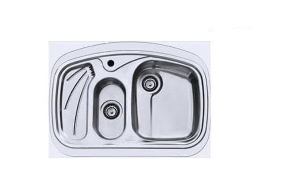 سینک ظرفشویی روکار اخوان مدل (کد) 142