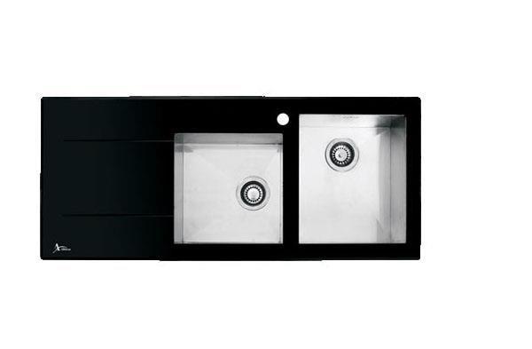 سینک ظرفشویی توکار اخوان کد (مدل) 182