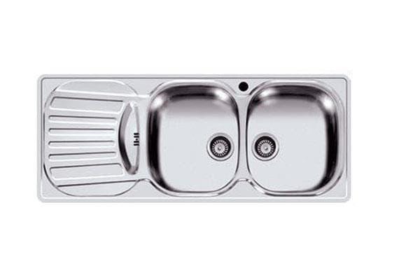 سینک ظرفشویی توکار اخوان کد (مدل) 19