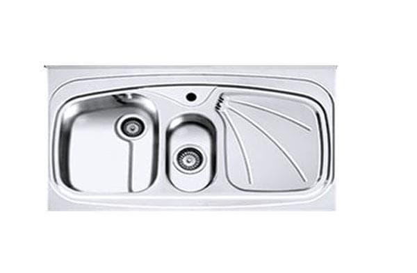 سینک ظرفشویی روکار اخوان مدل (کد) 23