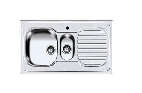 سینک ظرفشویی روکار اخوان مدل (کد) 27