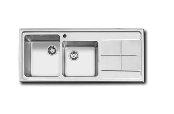 سینک ظرفشویی توکار اخوان کد (مدل) 300