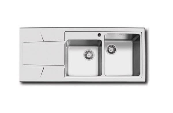 سینک ظرفشویی توکار اخوان کد (مدل) 302