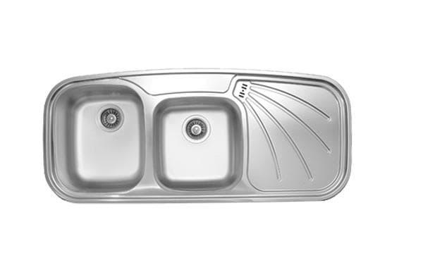 سینک ظرفشویی توکار کن مدل 311