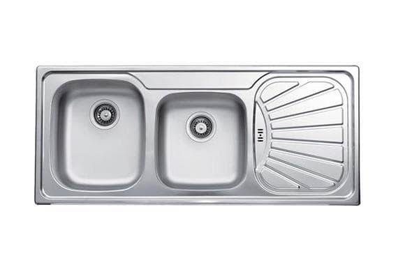 سینک ظرفشویی توکار کن مدل 329