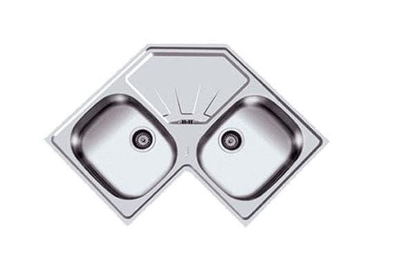 سینک ظرفشویی توکار اخوان کد (مدل) 71