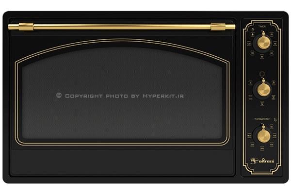 در نمایندگی داتیس DT-812 آون توستر کلاسیک داتیس مدل