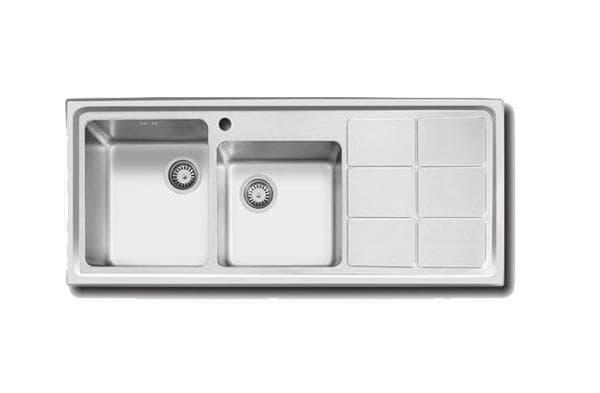 سینک ظرفشویی توکار اخوان کد (مدل) 304