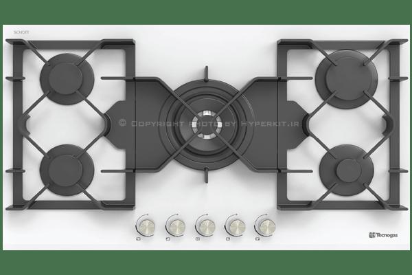 TTG-15934 اجاقگاز صفحه ای تکنو گاز