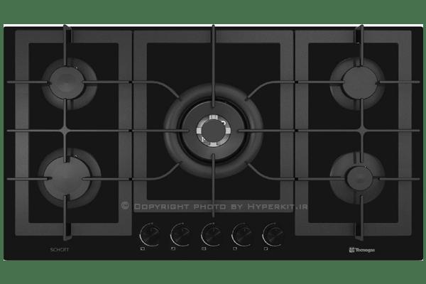 TTG-15935 اجاقگاز صفحه ای تکنو گاز