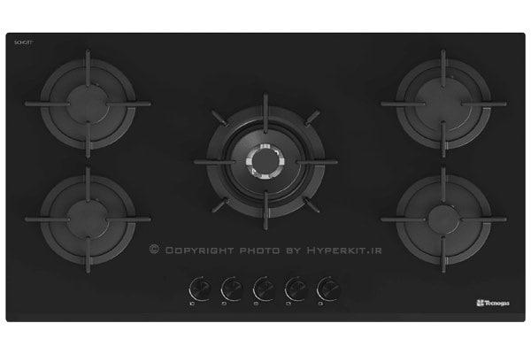 TTG-15950 اجاقگاز صفحه ای تکنو گاز