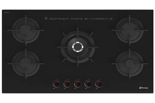 TTG-15953 اجاقگاز صفحه ای تکنو گاز