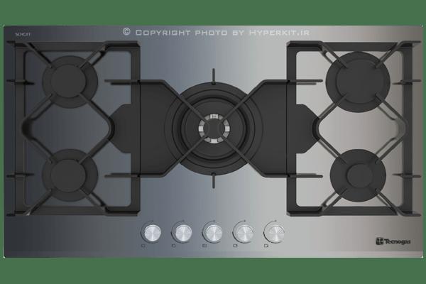 TTG-15971 اجاقگاز صفحه ای تکنو گاز